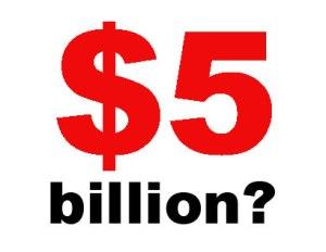 $5billion
