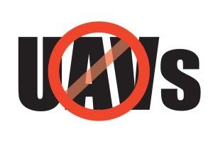 No UAVs